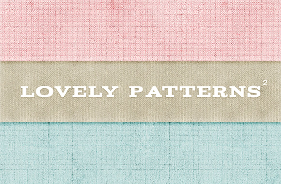 Lovely Patterns Vol2 – Seamless Web Backgrounds