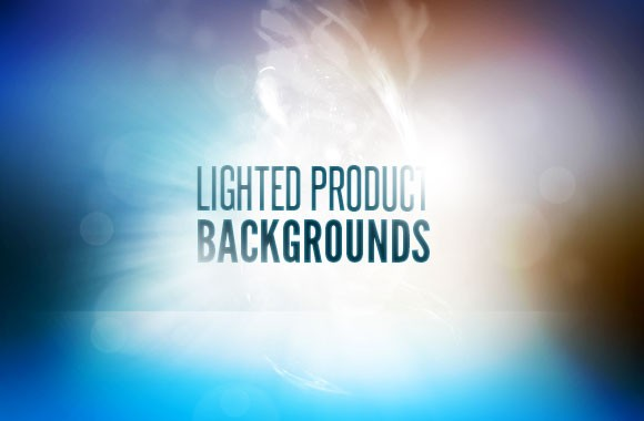 Lighted Product Backgrounds