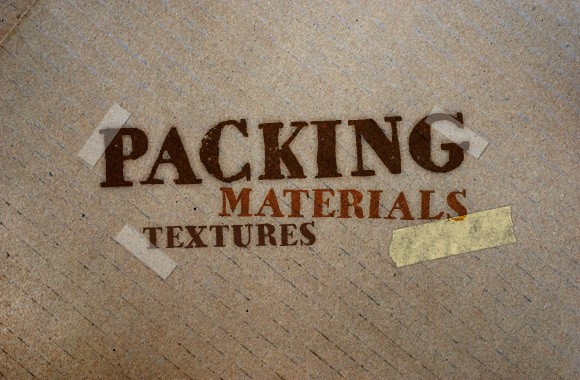 Packing Materials Texture Set