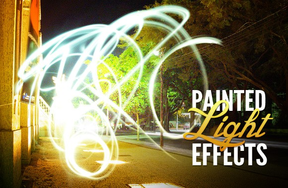 Painted Light Effects