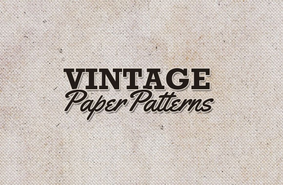 Vintage Seamless Paper Patterns