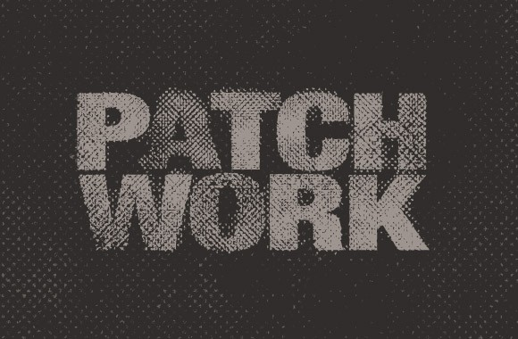 Patchwork - Bold Title Font
