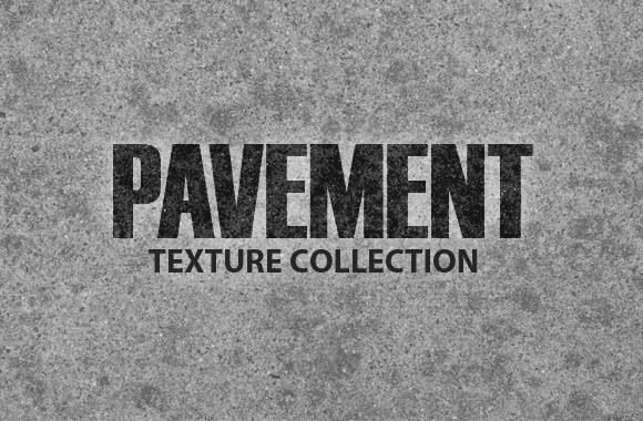 Pavement Textures Collection