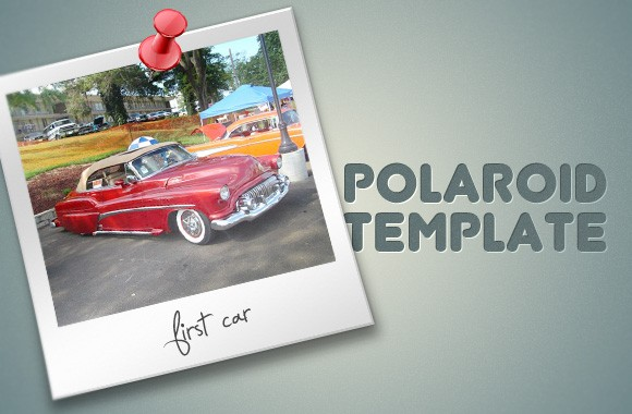Polaroid Templates