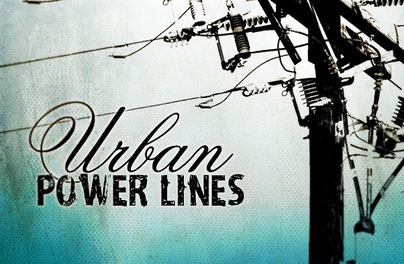 Urban Power Lines Brush Set