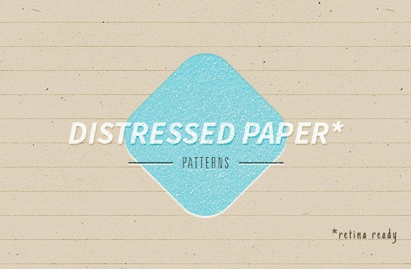 Distressed Paper Patterns