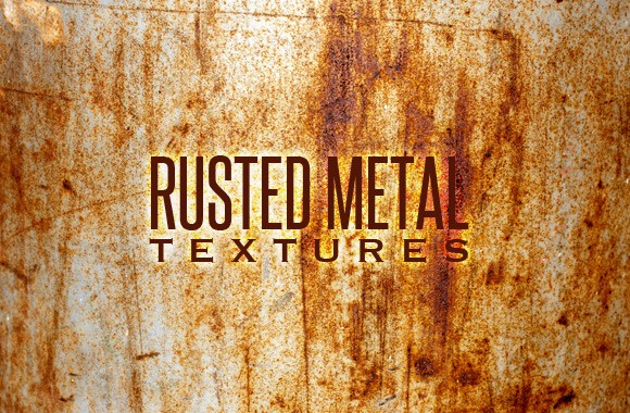 Free Rusted Steel Texture Pack