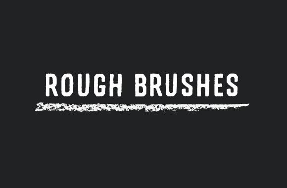 Rough Brushes for Adobe Illustrator