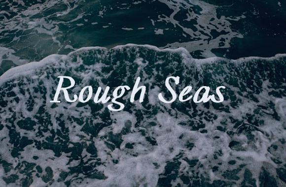 Rough Seas Font