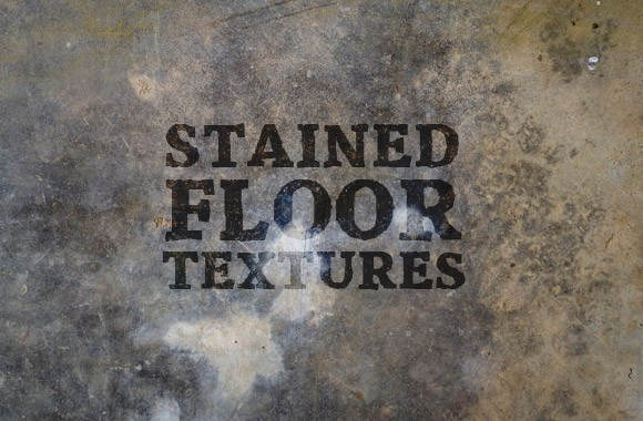 Stained Floor Texture Set