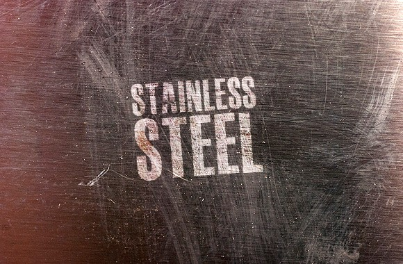 Stainless Steel Texture Pack