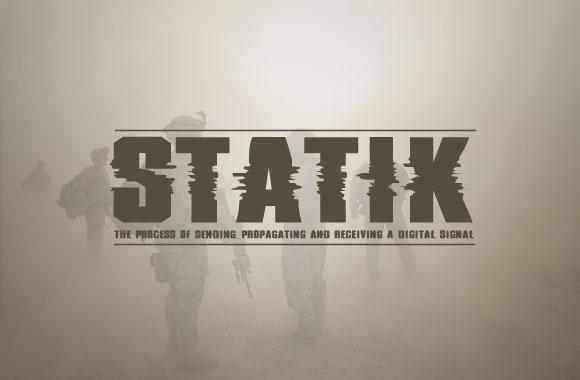 Statik: A Free Bold Style Font Kit