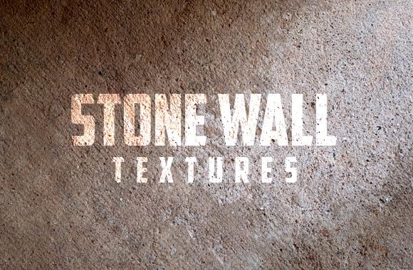 Stone Wall Texture Set