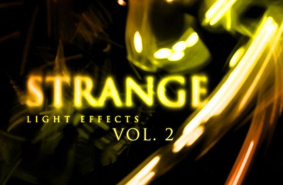Strange Light Effects Vol 2