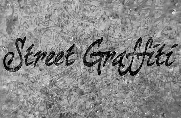 Street Graffiti Backgrounds