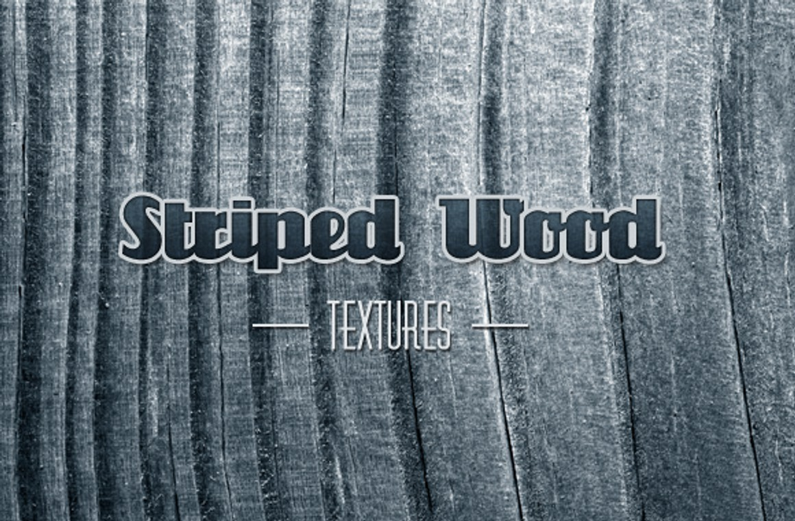 Striped Wood Textures