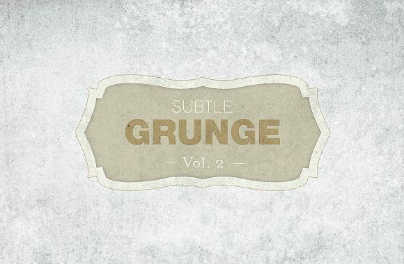 Subtle Grunge Textures Vol2