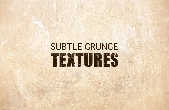Subtle Grunge Textures Vol1