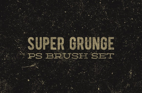 Super Grunge Brush Set