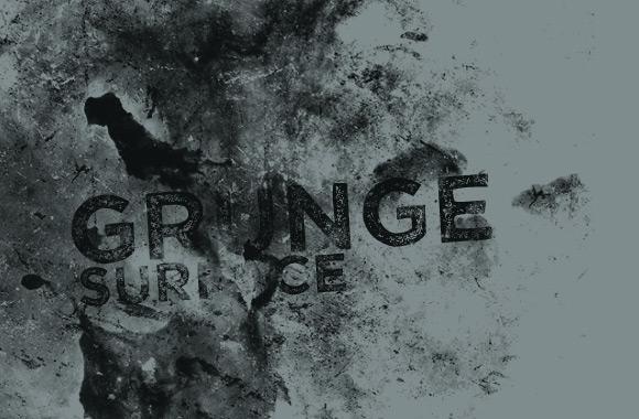 Grunge Surfaces - Photoshop Brush Set