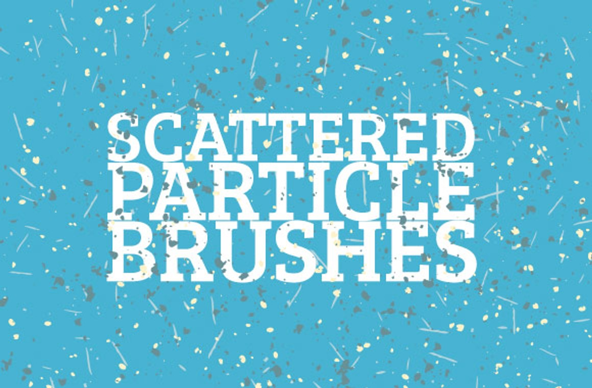 Scattered Particle Brushes for Illustrator