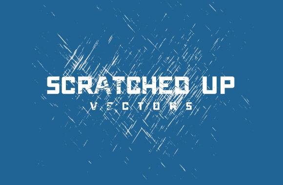 Scratched Up Vectors