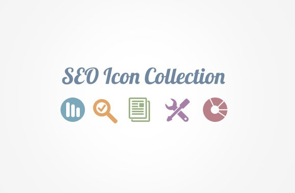 SEO Vector Icons Collection