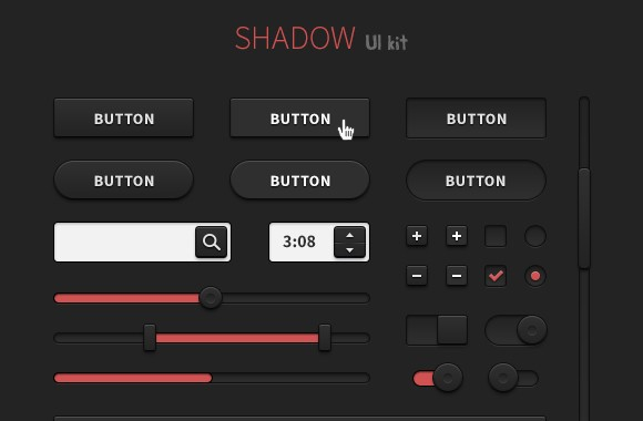 Shadow UI Kit
