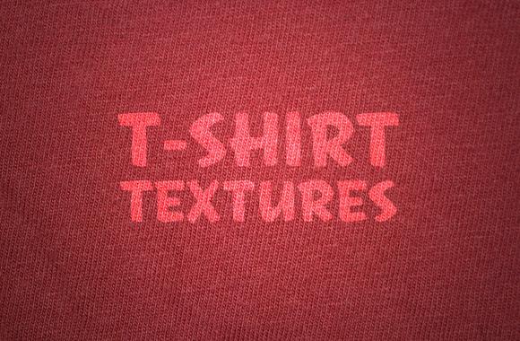 T-Shirt Texture Pack