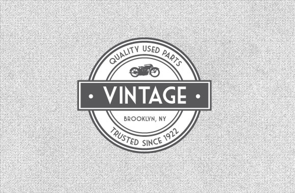 Free Vintage Vector Signs