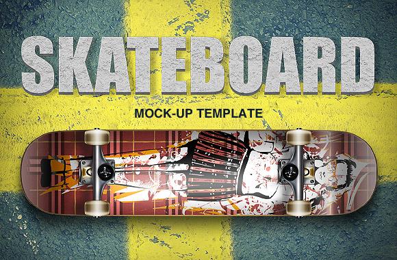 skateboard template wegraphics