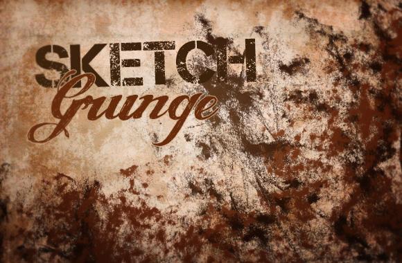 Sketch Grunge Brushes