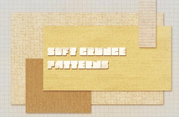 Soft Grunge Patterns