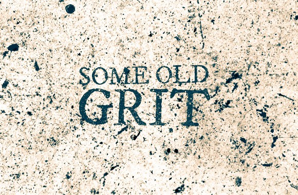 Some Old Grit Textures