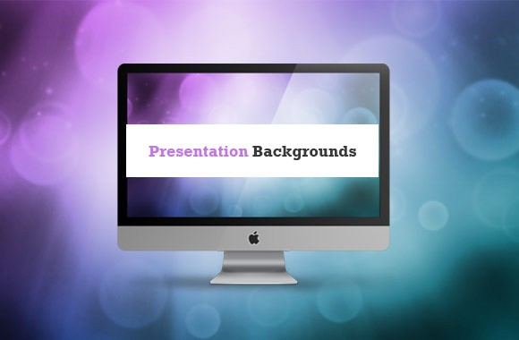 Abstract Presentation Backgrounds