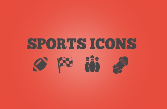 Vector Sports Icons Pack