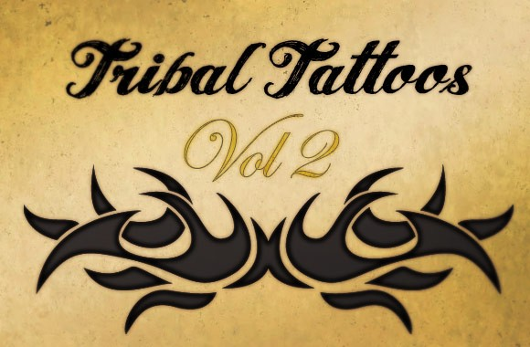 Tribal Tattoos Vol 2