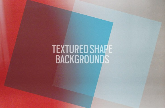 Textured Shape Backgrounds