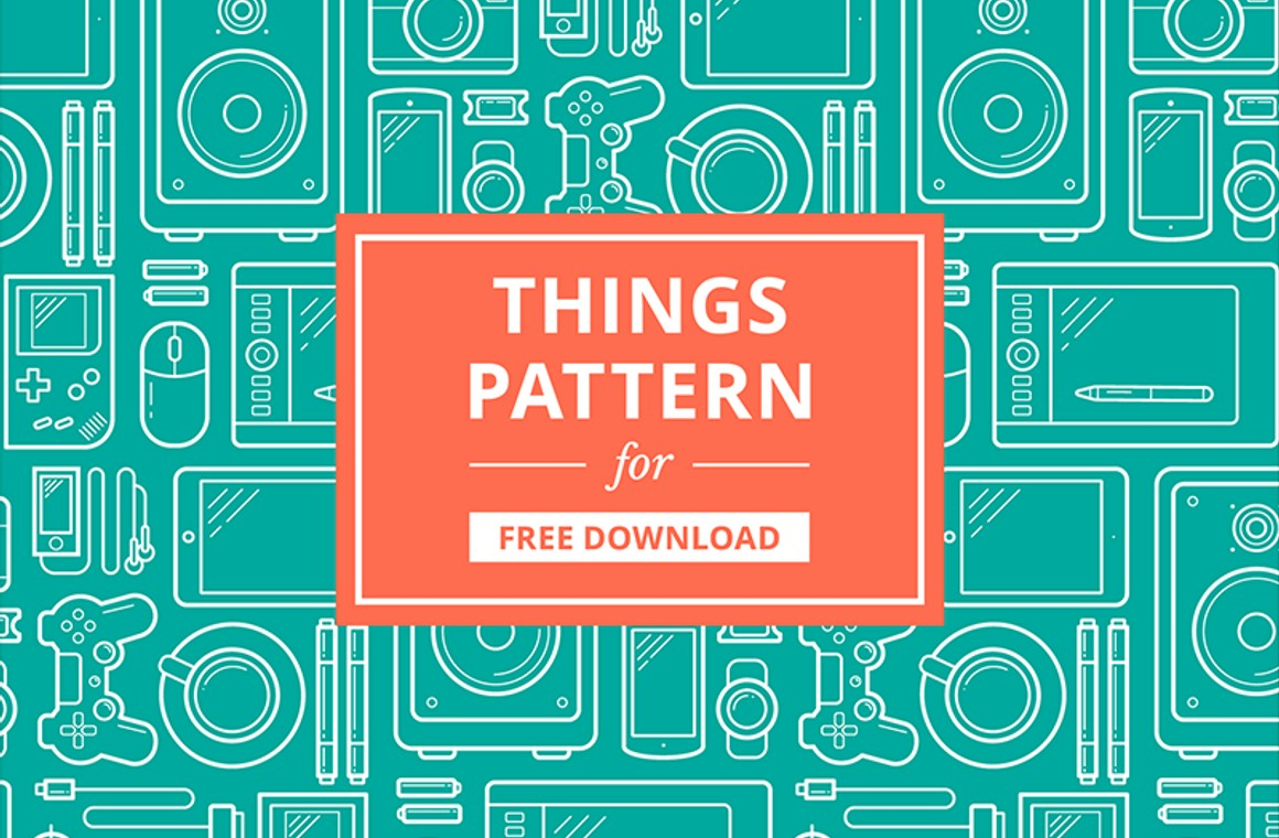 Free Things Pattern