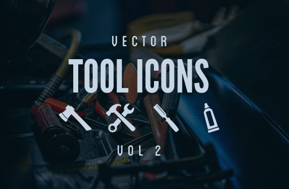 Vector Tool Icons Vol 2