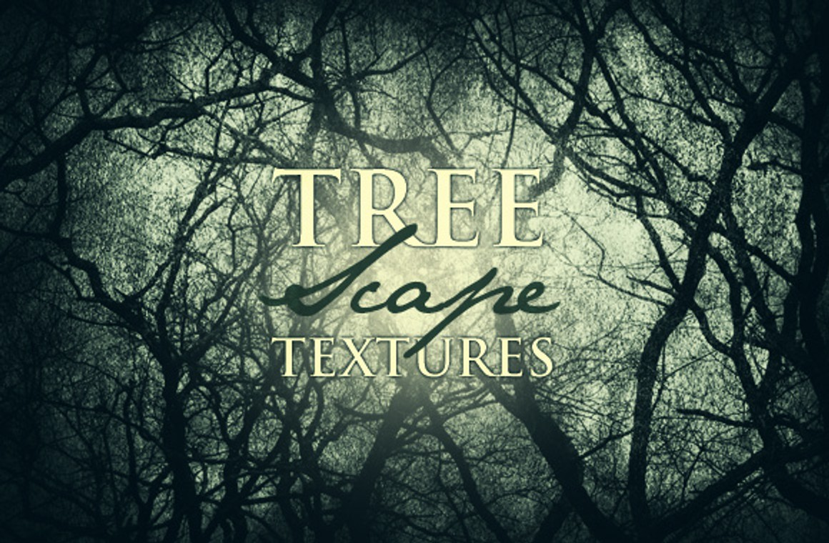Tree Scape Texture Pack