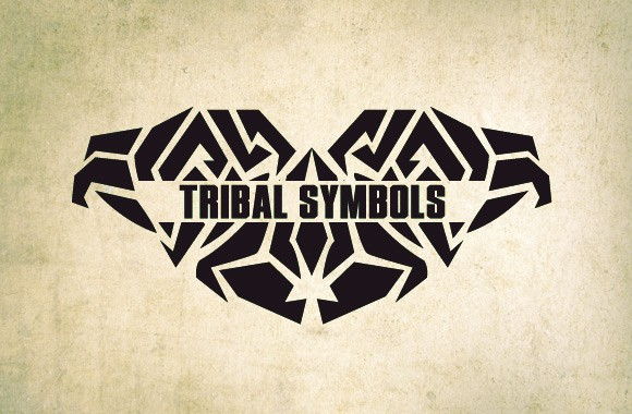 10 Free Vector Tribal Symbols