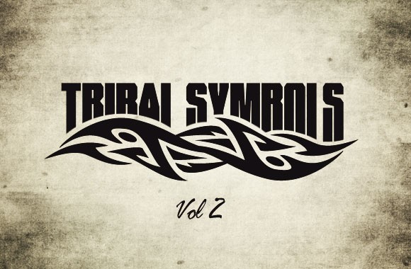 10 Free Vector Tribal Symbols Vol2