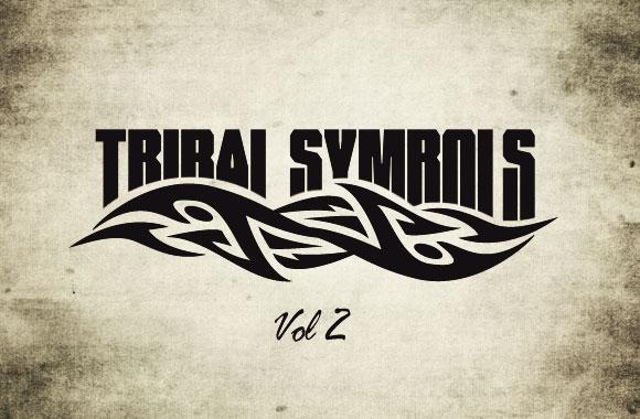 10 Free Vector Tribal Symbols Vol2