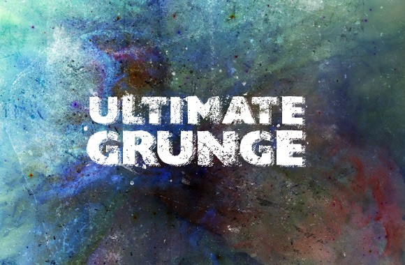 Ultimate Grunge Texture Pack