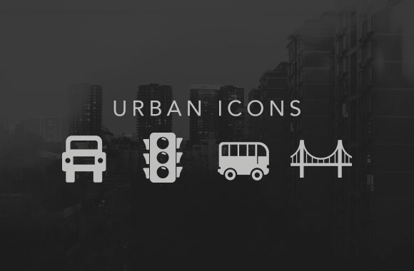 Urban Vector Icons