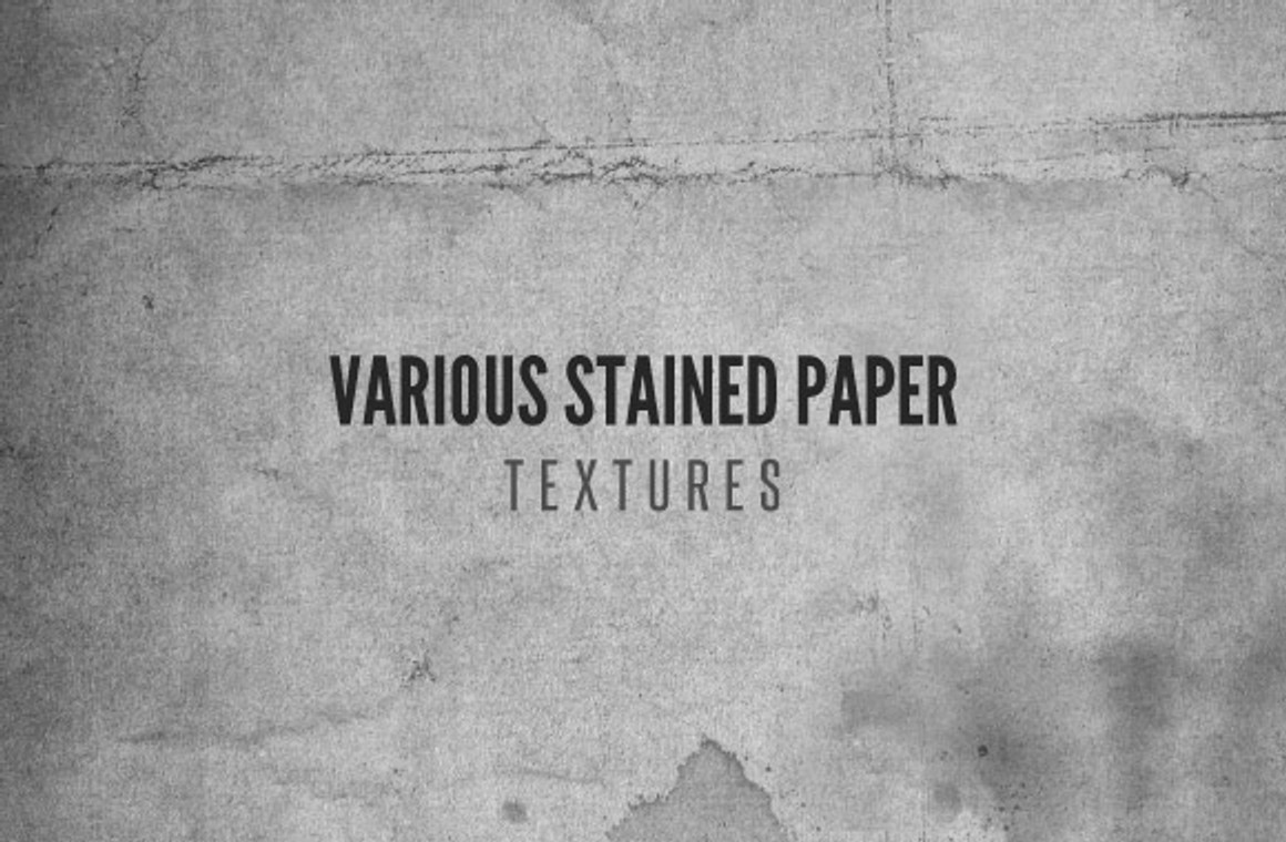 Various Paper Textures Pack