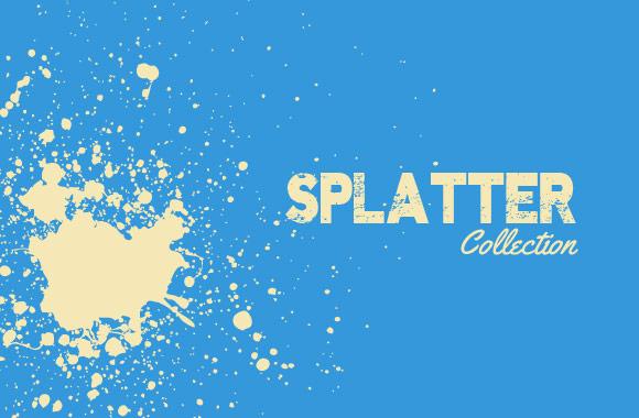 Vector Splatter Collection