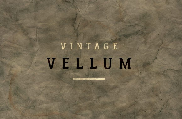 Vintage Vellum Textures and Brushes