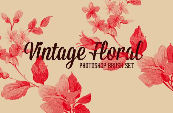 Vintage Floral Slide1